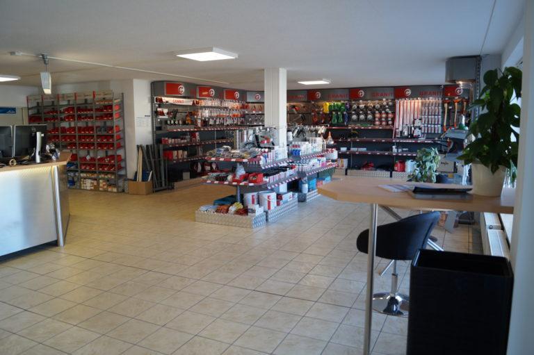 Schlosserei & Metallbau DDK Havelberg - Verkaufsraum
