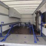LKW Ladeflächenausbau mit Laufschienensystem